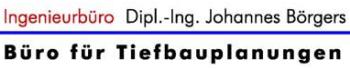 Ing.-Büro für Tiefbauplanungen Dipl.-Ing. Johannes Börgers