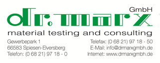 Dr. Marx GmbH material testing and consulting